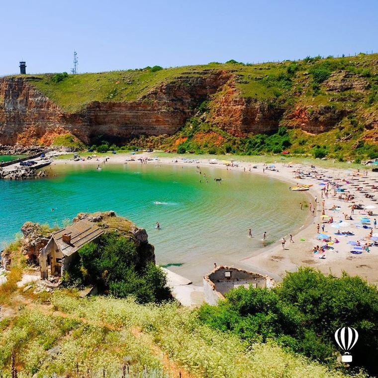 Города-курорты черноморского побережья: Албена