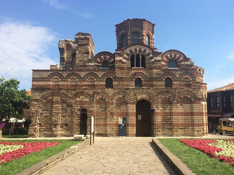 Города-курорты черноморского побережья: Несебыр