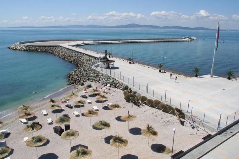 Города-курорты черноморского побережья: Поморие