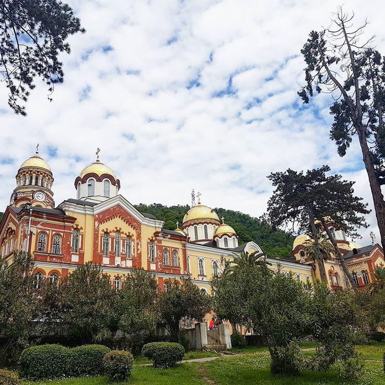 Города-курорты черноморского побережья: Сухум