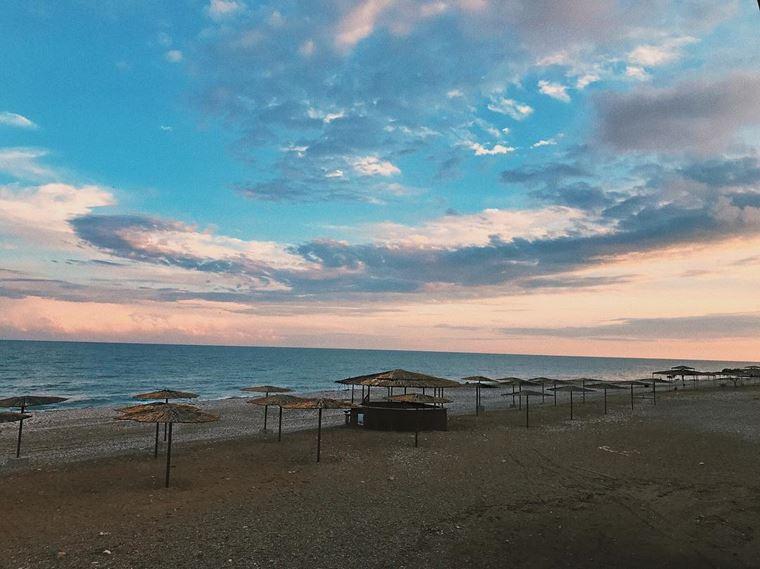 Города-курорты черноморского побережья: Гудаута