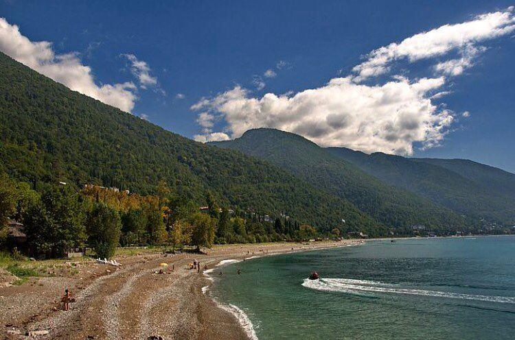 Города-курорты черноморского побережья: Гагра