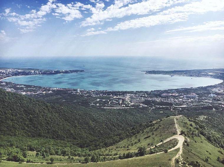 Города-курорты черноморского побережья: Геленджик