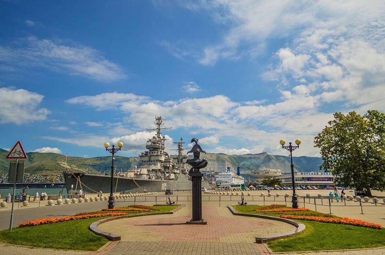 Города-курорты черноморского побережья: Новороссийск