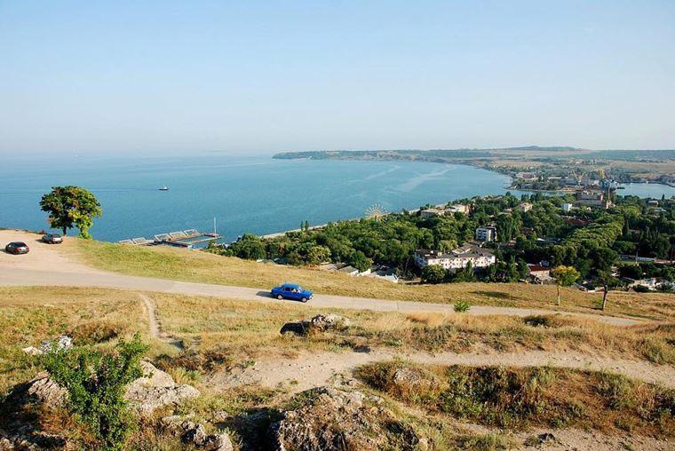 Города-курорты черноморского побережья: Керчь