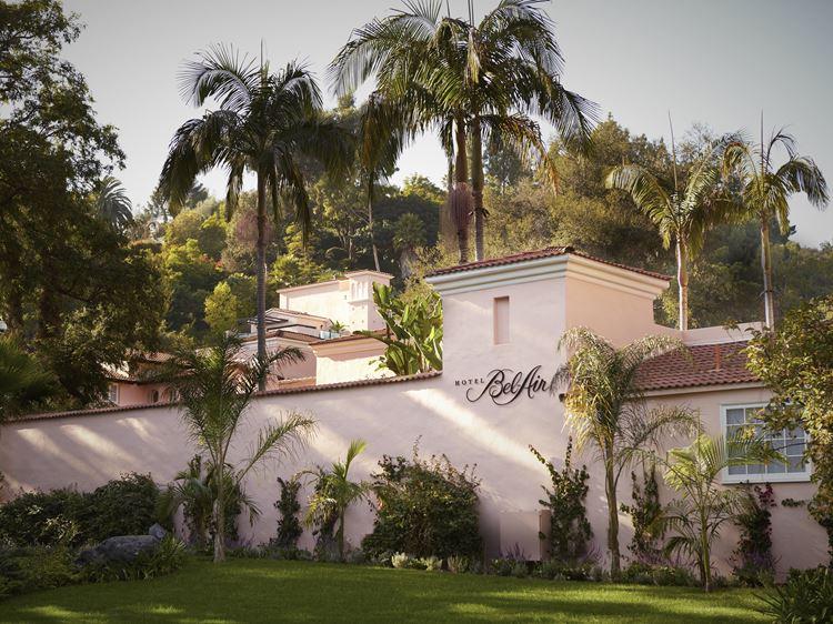 Hotel Bel-Air, Лос-Анджелес
