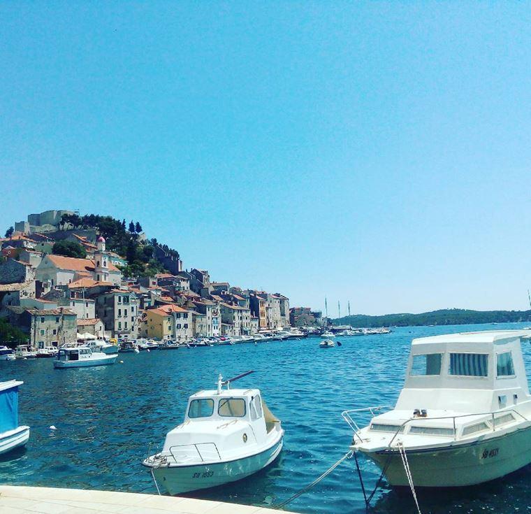 Курортные города Хорватии на побережье: Шибеник