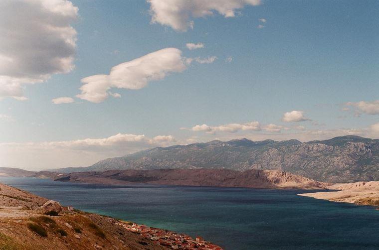 Курортные города Хорватии на побережье: Паг