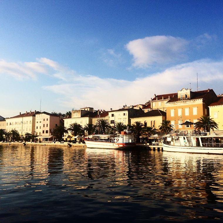 Курортные города Хорватии на побережье: Мали-Лошинь