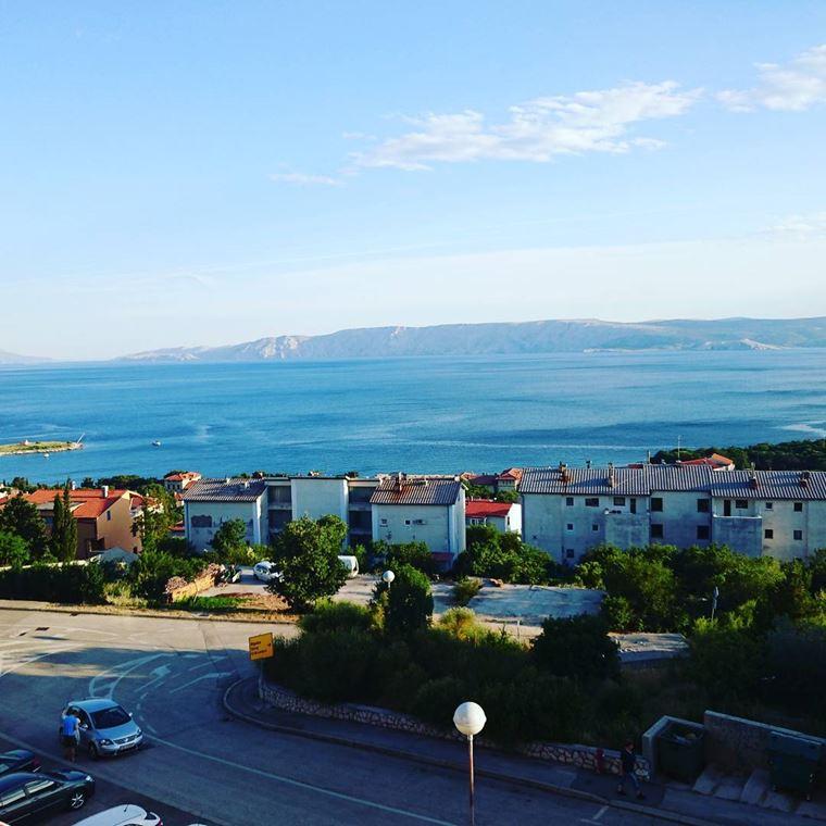 Курортные города Хорватии на побережье: Нови-Винодолски