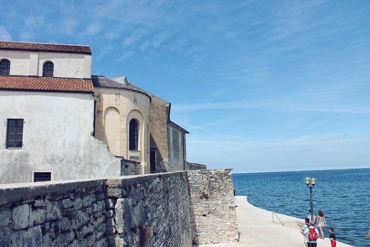 Курортные города Хорватии на побережье: Пореч