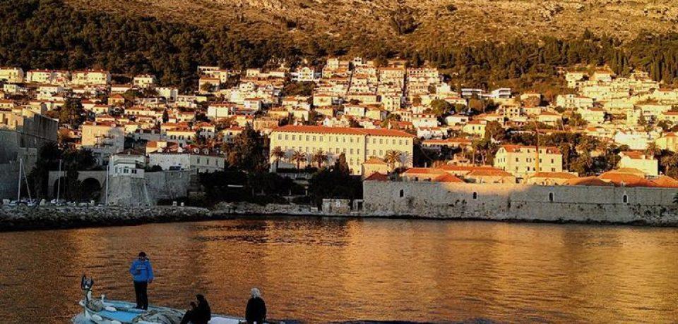 Курортные города Хорватии на побережье
