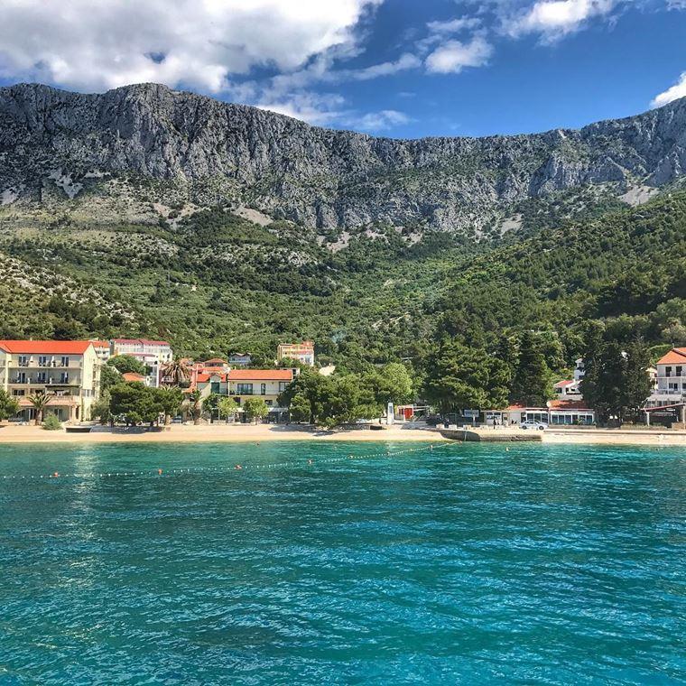 Курортные города Хорватии на побережье: Дрвеник