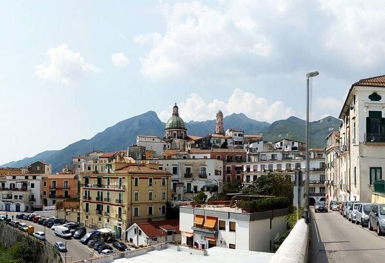 Курортные города Италии на побережье: Салерно