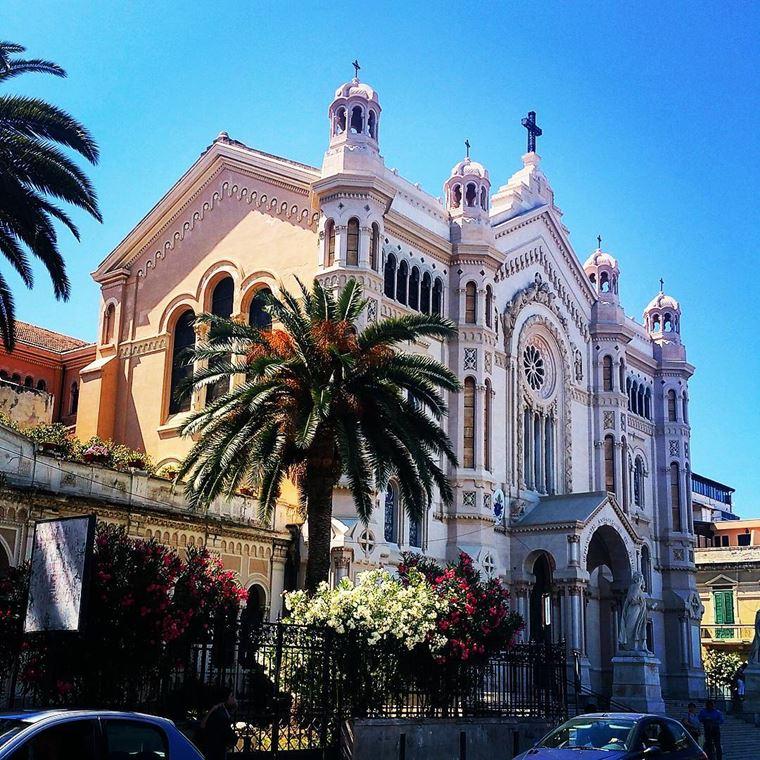 Курортные города Италии на побережье: Реджо ди Калабрия