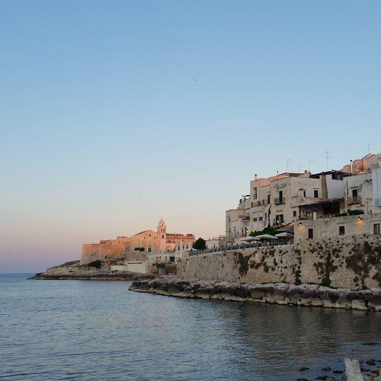Курортные города Италии на побережье: Вьесте