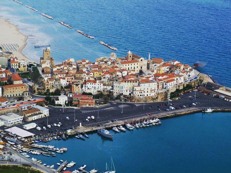 Курортные города Италии на побережье: Термоли