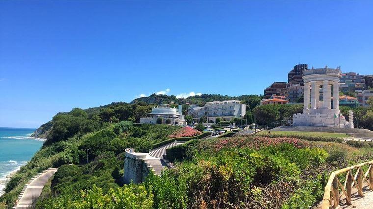 Курортные города Италии на побережье: Анкона