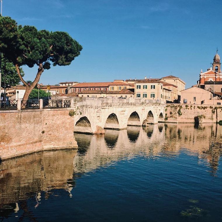 Курортные города Италии на побережье: Римини