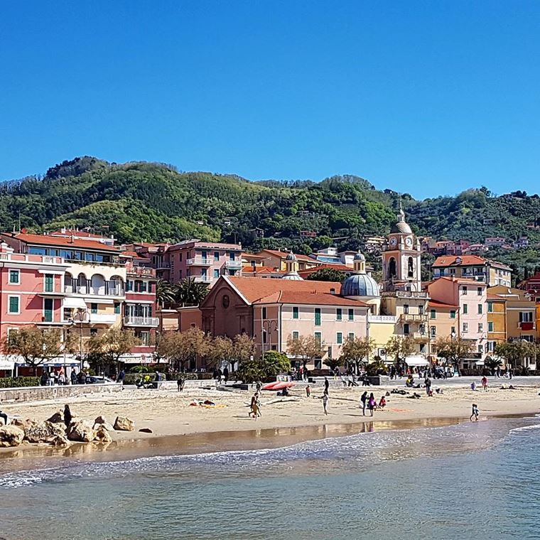 Курортные города Италии на побережье: Специя