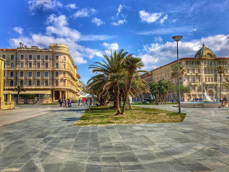 Курортные города Италии на побережье: Виареджо