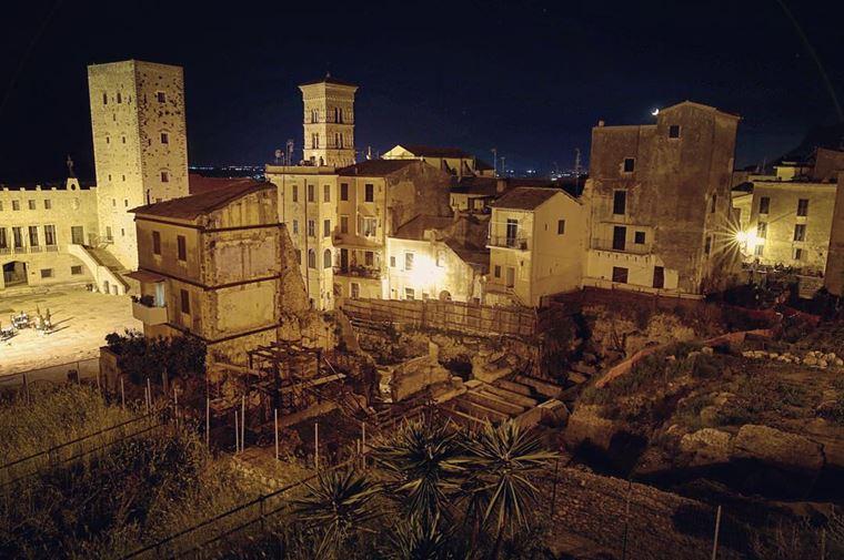 Курортные города Италии на побережье: Террачина