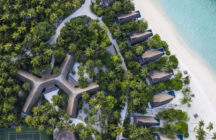 St. Regis Maldives Vommuli - виллы