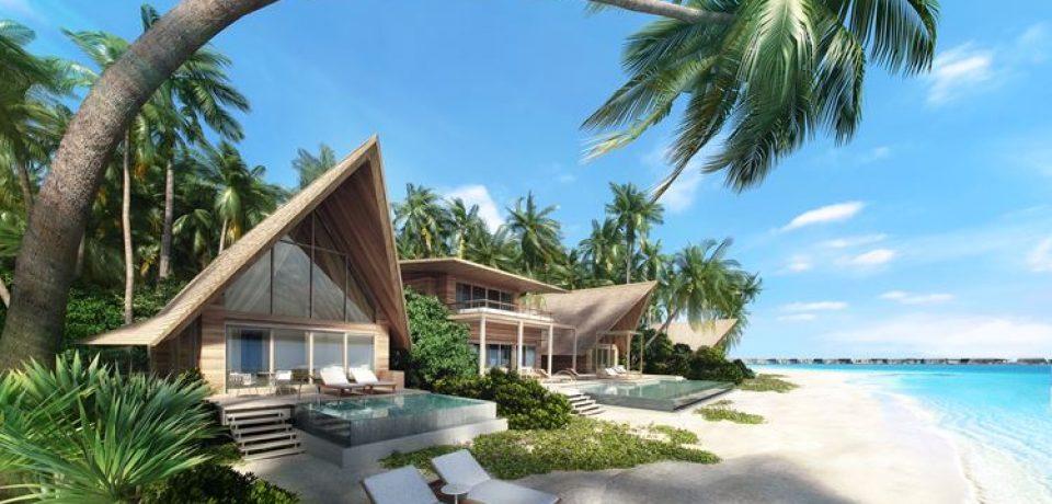 St. Regis Maldives Vommuli стал обладателем Prix Versailles за эко-дизайн