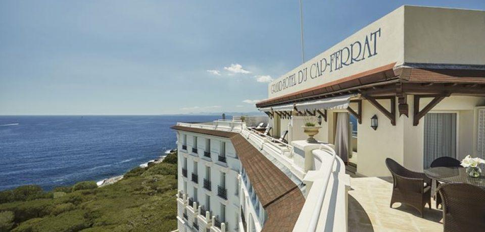 Grand-Hôtel du Cap-Ferrat приглашает в ресторан Le Cap