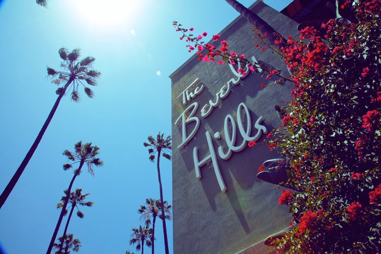 The Beverly Hills Hotel, Беверли-Хиллз