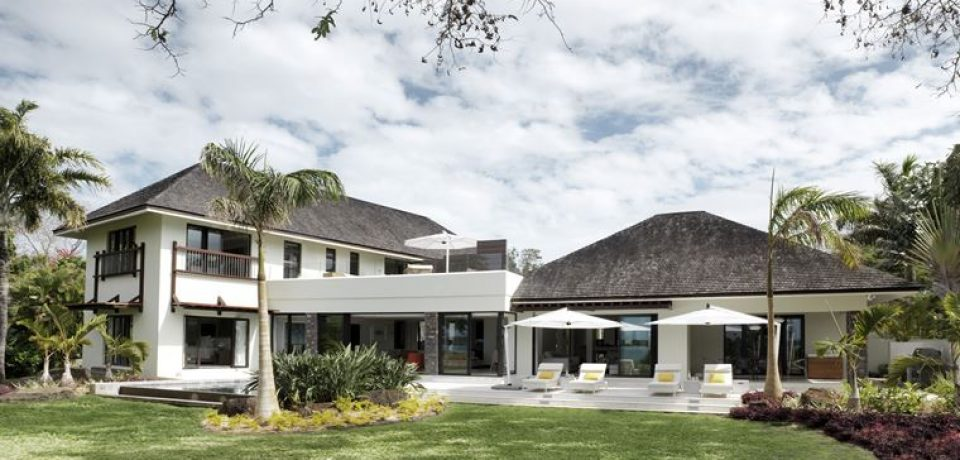 Four Seasons Resort Mauritius at Anahita представляет виллы Royal и Grand Residence после реновации