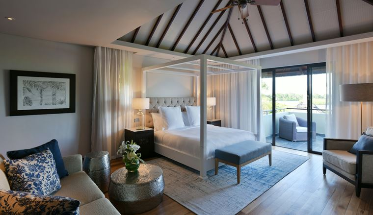 Four Seasons Resort Mauritius at Anahita - двухместная спальня