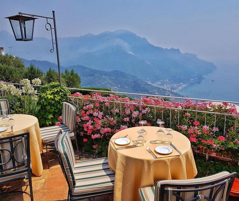 Belmond Hotel Caruso, Равелло, Амальфитанское побережье Италии