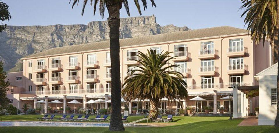 Мемуары Нельсона Манделы c отелем Belmond Mount Nelson Hotel