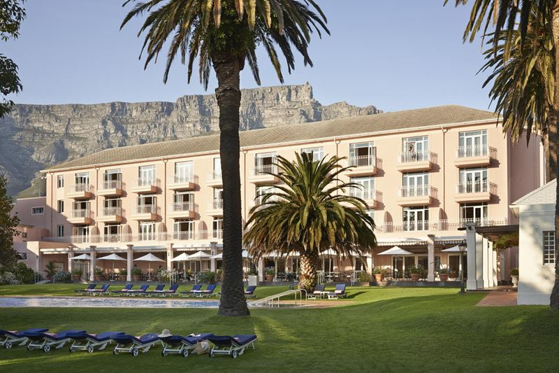 Belmond Mount Nelson Hotel (Кейптаун, ЮАР)