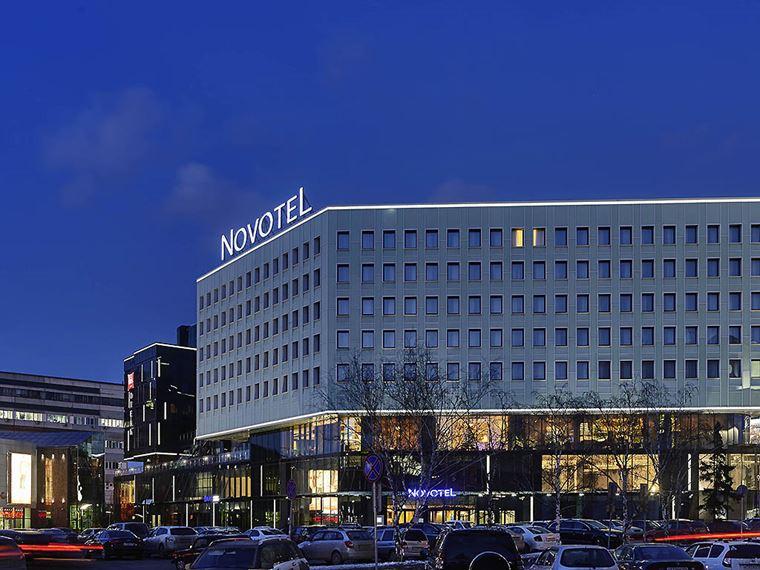 Экологические маршруты России: отель Novolet Красноярск Центр