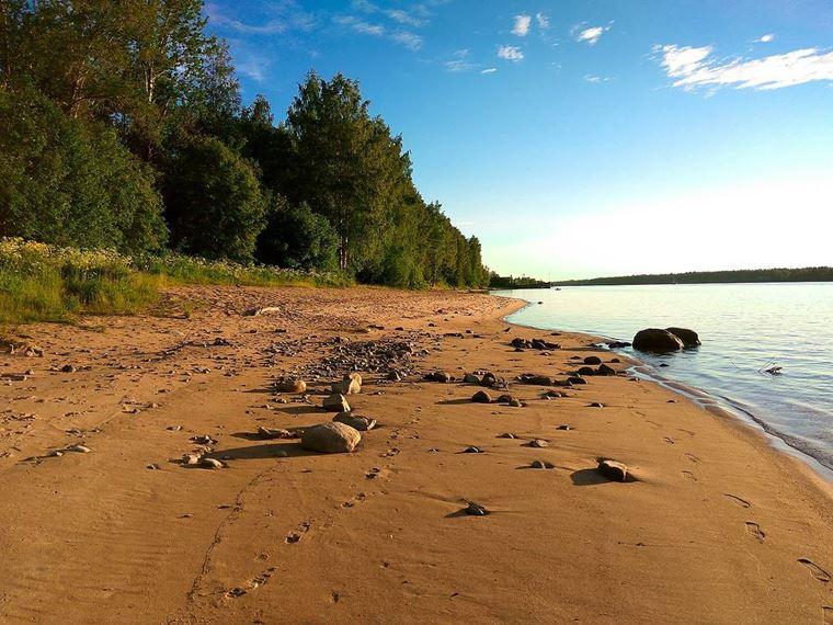 Экологические маршруты России: Нижне-Свирский заповедник