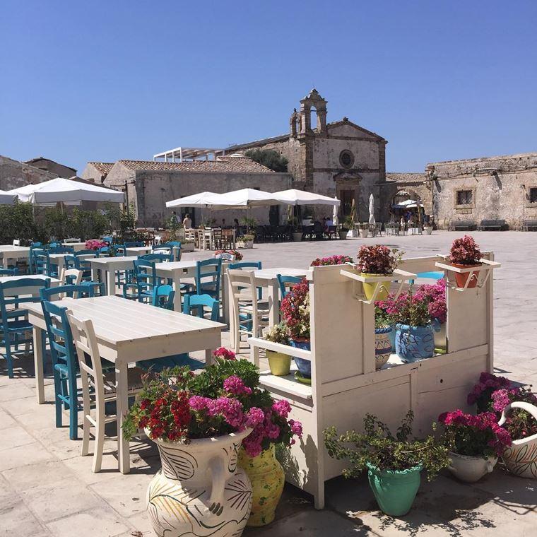Кинематографическая Сицилия: Марцамеми