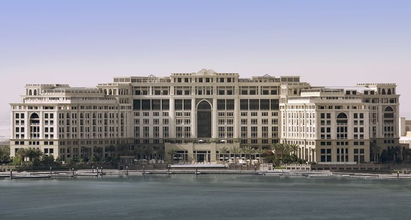 Palazzo Versace Dubai  Best Luxury Hotel of the Year Award