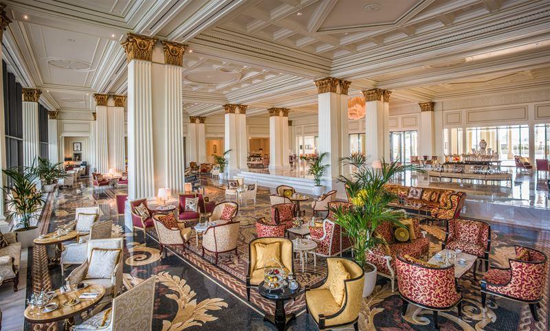 Palazzo Versace Dubai - дизайн интерьера