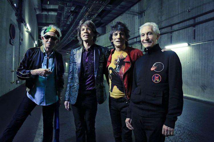 The Rolling Stones - европейский тур 2017