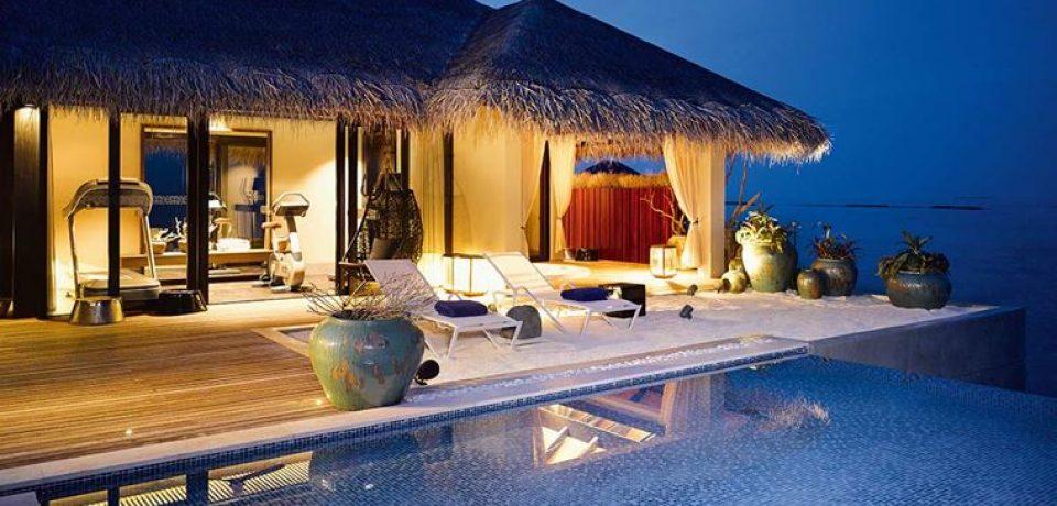 5 причин отправиться на курорт Velaa Private Island Maldives