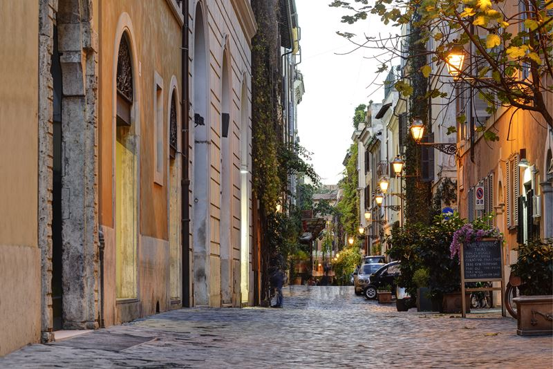 Отель Margutta 19 - новая гостиница 5 звёзд в центре Рима