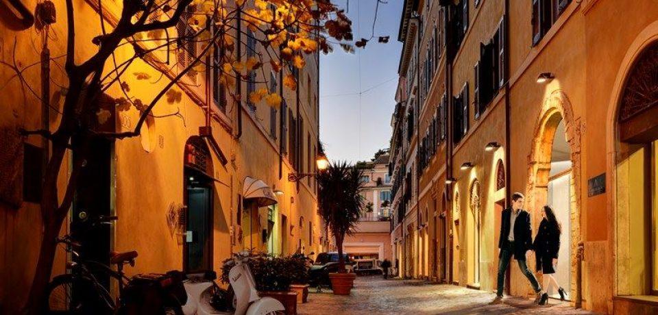 Отель Margutta 19 в Риме – новая достопримечательность улицы художников
