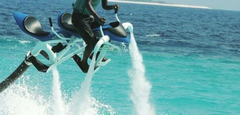Экстремальный отдых на курорте Velaa Private Island Maldives