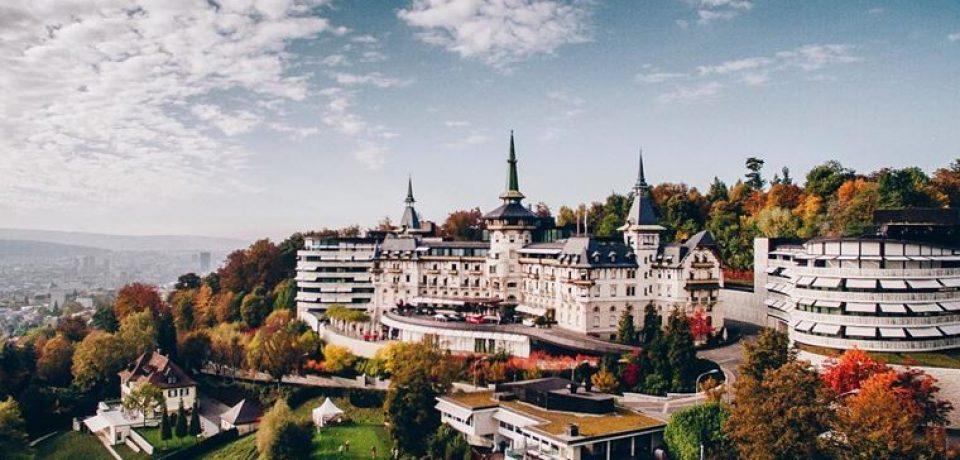 Из Цюриха в Андерматт: путешествие в Альпы от The Dolder Grand