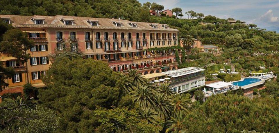 Органические фермы в отелях Belmond Hotel Cipriani и Belmond Hotel Splendido