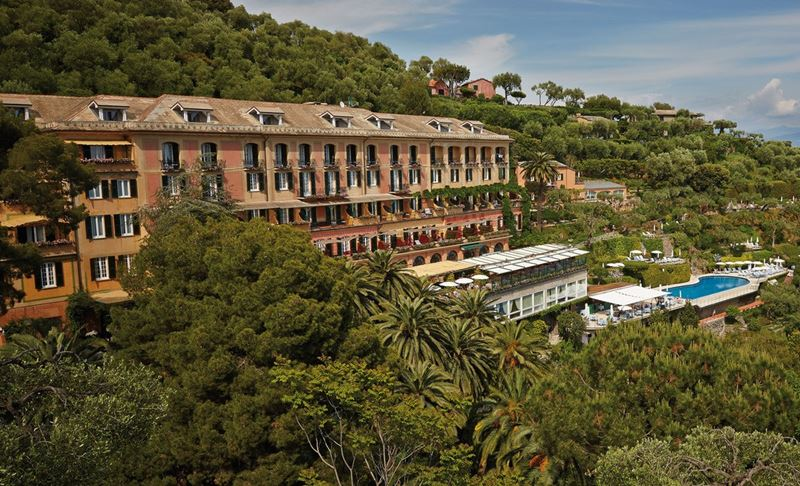 Отель Belmond Hotel Splendido в Портофино