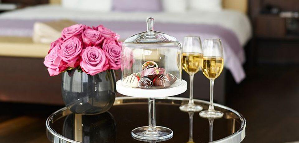Специальные предложения для влюбленных от отеля The Dolder Grand