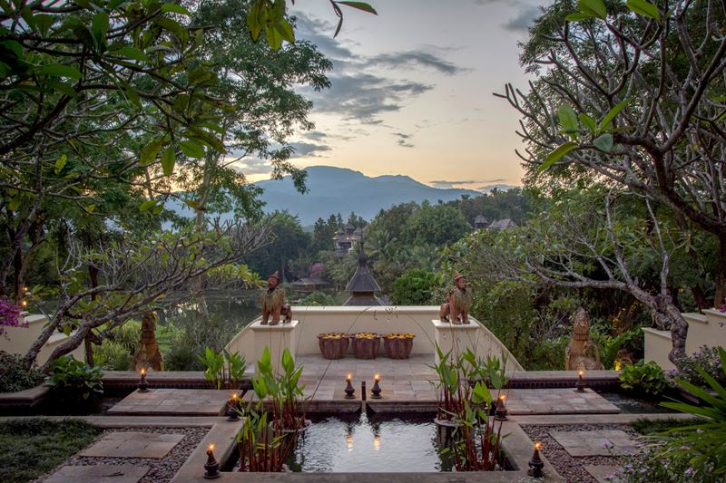 Four Seasons Resort Chiang Mai - спа-процедуры